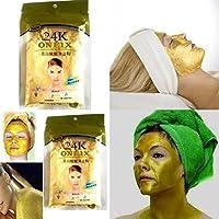24K Dorato Collagene Maschera Facciale Polvere anti-invecchiamento