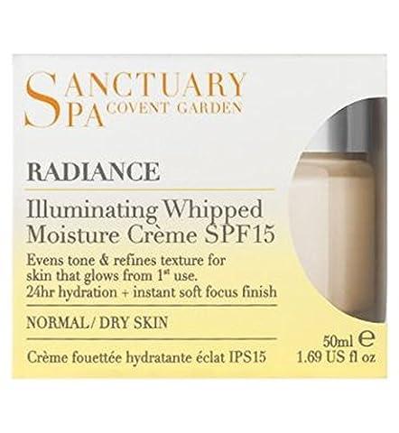 Sanctuary Spa Illuminating Whipped Moisture Crème Spf15