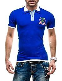 LIKE TINA - T-shirt à manches courtes – Polo - LIKE TINA 4038 – Homme