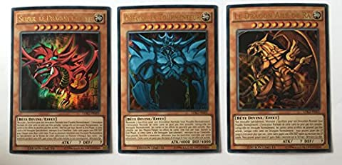 Carte Yu-Gi-Oh! Les 3 Dieux Egyptiens