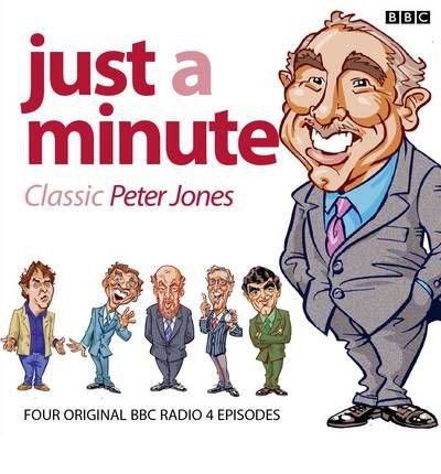 [(Just a Minute: Peter Jones Classics)] [ By (author) Ian Messiter ] [February, 2012]
