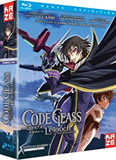 Code Geass Lelouch of the Rebellion - Intégrale Saison 1 [Blu-ray] (B00790TAV4) | Amazon Products