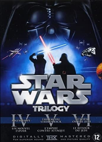 Star Wars: La trilogie épisodes 4,5,6 - Coffret 3 DVD [Import belge]