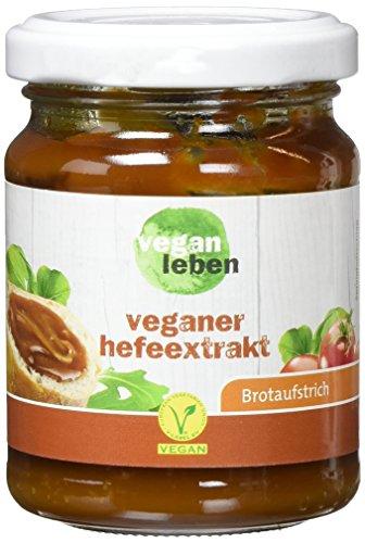 vegan leben Hefeextrakt, 3er Pack (3 150 g)