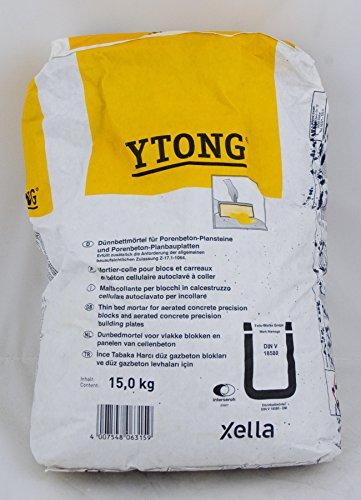 Ytong Dünnbettmörtel 15 kg/Sack