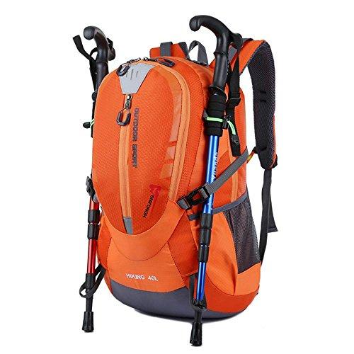 Gehen auf beiden Seiten des Berg Rucksack Mode Trend Rucksack große Kapazität Outdoor-Rucksack 3