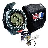 Mares Puck Pro Sparset - Tasche, Batterie Kit, Silikonfett (Farbe: carbon)