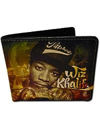 Cartera Hip Hop / Rap Wiz Khalifa para Hombres y Mujeres (Wallet)