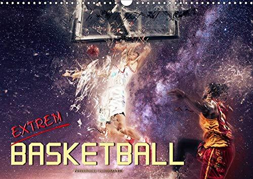 Basketball extrem (Wandkalender 2020 DIN A3 quer)
