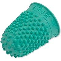 Fingerhut//Fingerhut//Fingerhut zum Z/ählen von Notizen Gummi 5 St/ück Free Size blau