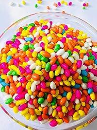 Organic Purify Colourful Sugar Coated SAUNF|Colourful Fennel Seed Mouth FRESHNER 1.8KG