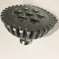 Lampadina a LED E27 PAR30 7W (7x1W) 2800K (bianco