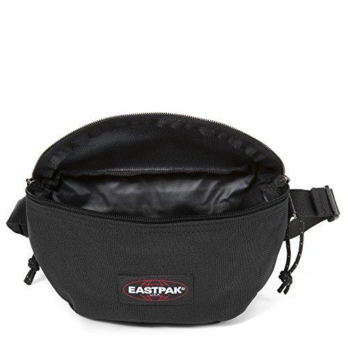 Eastpak Gürteltasche Springer, black, 2 liters, EK074008 Black