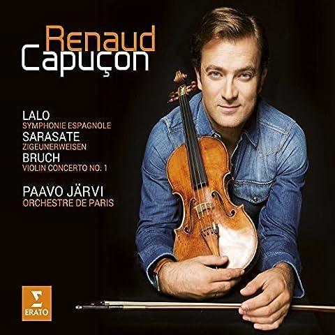 Lalo Capucon - Sarasate: Zigeunerweiser, Lalo: Symphonie Espagnole, Bruch: Violin