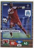 Champions League Adrenalyn XL 2013/2014 Steve Mandanda 13/14–Butee de but