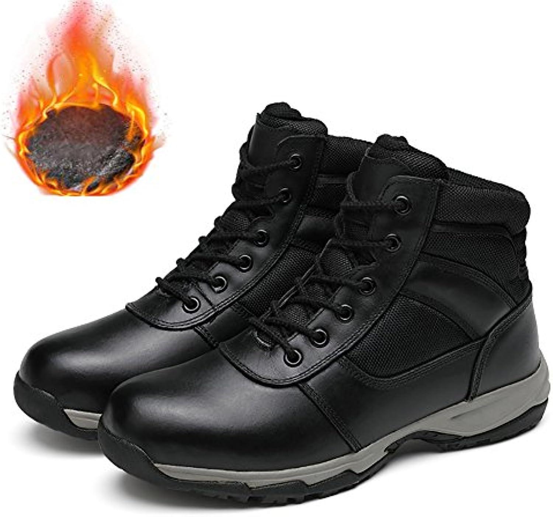 Herren Damen Winterschuhe Warm Gefütterte Boots Stiefelette Outdoor Schneestiefel Winter SchuheWinterschuhe Gefütterte Stiefelette Outdoor Schneestiefel