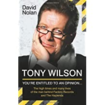 You're Entitled to an Opinion by David Nolan (2010-10-01)