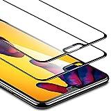 ESR Pellicola per Huawei P20 Lite [Copertura Completa][2 Packs], Pellicola Vetro Temperato [Anti-Graffo/Olio/Impronta] con 9H Durezza Protezione Elevata per Huawei P20 Lite (Uscito a 2018).