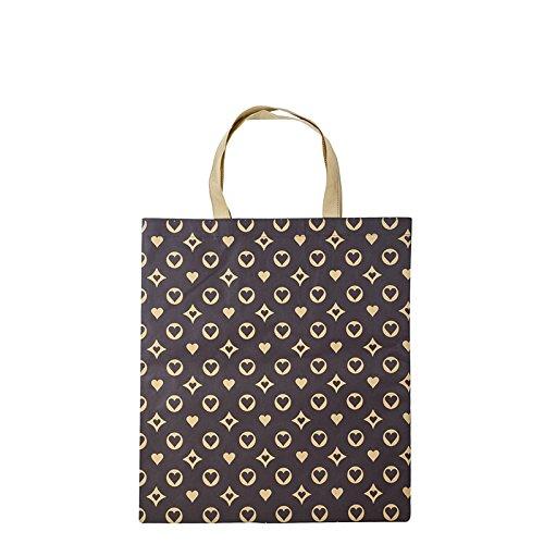 Colour-Bags Tragetaschen Einkaufstasche/Non-Woven-Tasche (1 Stück) Format: 28 x 32 cm, 2 Tragehenkel, Material: Polypropylen, Design: Elegant - für DE ab EUR 29,00