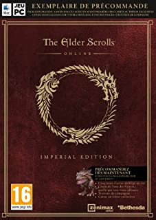 The Elder Scrolls Online - édition impériale (collector) by Teso Ce PC Fr (B00I3WT7UG) | Amazon price tracker / tracking, Amazon price history charts, Amazon price watches, Amazon price drop alerts