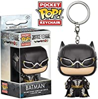 DC DC-13794 Llavero de Vinilo Batman, colección...