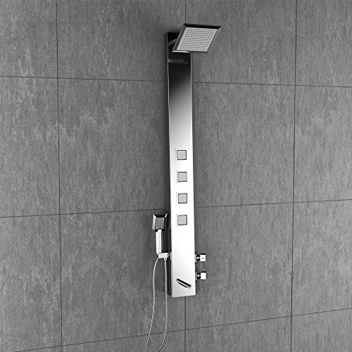 ANGEL MATTE SHOWER PANEL  available at amazon for Rs.23355