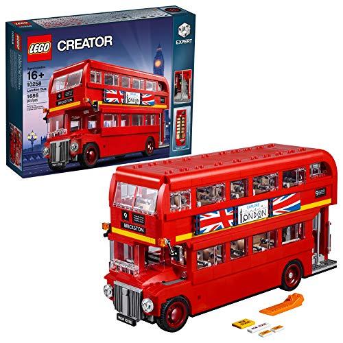 LEGO Schöpfer Experte London Bus 10258 Bausatz (1686 Stück)