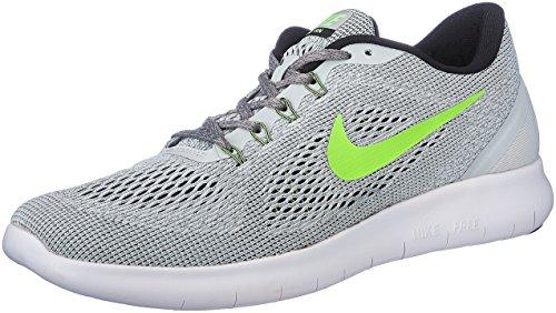 Nike Men's Free Rn Grey Running Shoes - 7.5 UK/India (42 EU)(8.5 US)(831508-003)