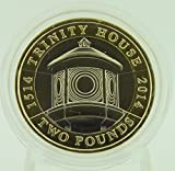 Royal Mint 2014 £2 BU 500th Anniversary Of Trinity House Brilliant Uncirculated