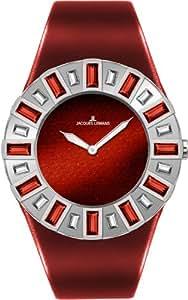 Jacques Lemans La Passion Damen-Armbanduhr Cannes Analog Leder 1-1585C