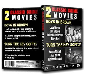TURN THE KEY SOFTLY: + BOYS IN BROWN (Jack Warner, Joan Collins)
