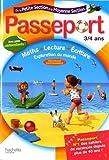 Passeport De la petite à la moyenne section 3/4 ans
