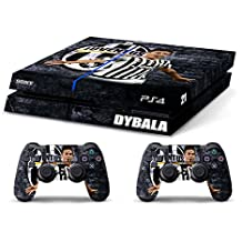 Skin PS4 HD DYBALA ULTRAS JUVENTUS - limited edition DECAL COVER ADHESIVO playstation 4 SONY BUNDLE