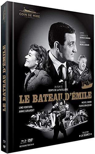 Le Bateau D'Émile [Edition Prestige Limitée Numérotée blu-ray...