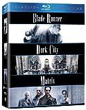 Pack: Blade Runner + Dark City + Matrix (Blu-Ray) (Import) (Keine Deutsche Sprache) (2014) Harrison F