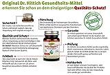 Vitamin C Kapseln, Ascorbinsäure natürlich und hochdosiert aus der Amla Beere. Mehr als nur Ascorbinsäure für ein starkes Immunsystem! Amla Super C 30 Kapseln – von Dr. Hittich - 6