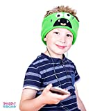 Snuggly Rascals SR1 Mon. Comfortable and Adjustable Headband Headphones For Kids – Green