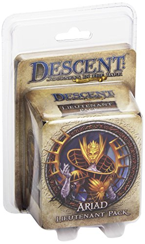 (Descent 2nd Edition: Ariad Lieutenant Pack)