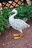XOYOYO Europäische Kunst Große Weiße Ente Garten Im Innenhof Ornamente Und Verzierungen Der Amerikanischen Pastoralen Stil Größe: Länge 30 Cm Breite 18 Cm Hoch 45 Cm X X X X X X X