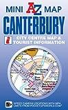 Canterbury Mini Map (A-Z Mini Map)