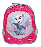 TALKING TOM AND FRIENDS ERGO Schulrucksack, 40 cm, Rosa