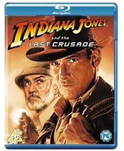 Indiana Jones And The Last Crusade [Blu-ray] [Region Free]