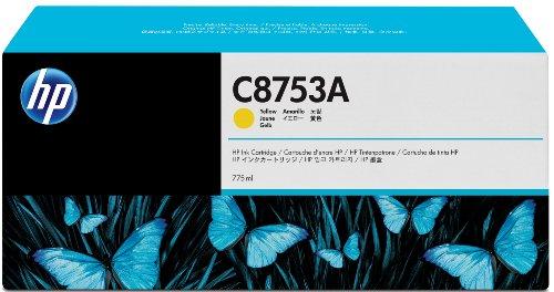 HP C8753A Cartouche d'encre d'origine Jaune
