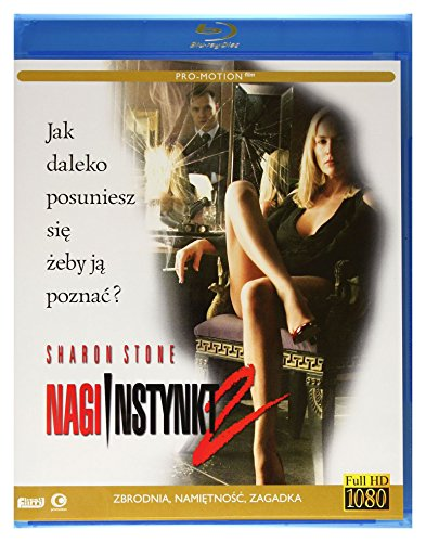 Nagi instynkt 2 / Basic Instinct 2 [Blu-ray] [PL Import]