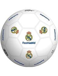 Real Madrid Real Madrid-50929 Balon 23 cm con Estuche (Smoby 50929)