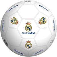 Real Madrid Balon 23 cm con Estuche (Smoby 50929)