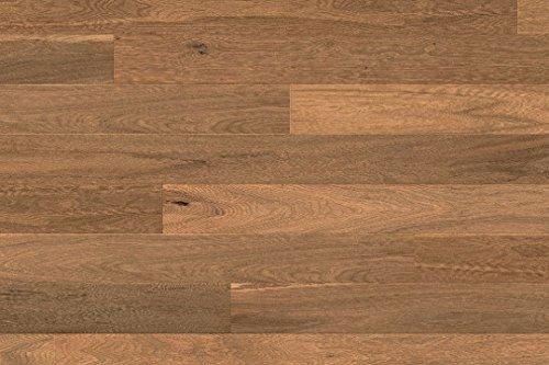 Rovere rustico diele rustico/Click Parquet, cura, Spazzolato, naturale oliato, 15X 189X 1860mm