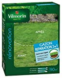 Vilmorin 4464854 Gazon Réparation 2-en-1 Boîte de 3 kg