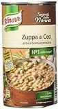 Knorr - Segreti della Nonna Zuppa di Ceci - 6 pezzi da 500 g [3 kg]