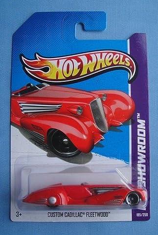 2013 Hot Wheels Hw Showroom Custom Cadillac Fleetwood 185/250